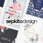 Kad Kahwin By Sepkito Design