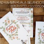 Kad Kahwin Kuala Selangor
