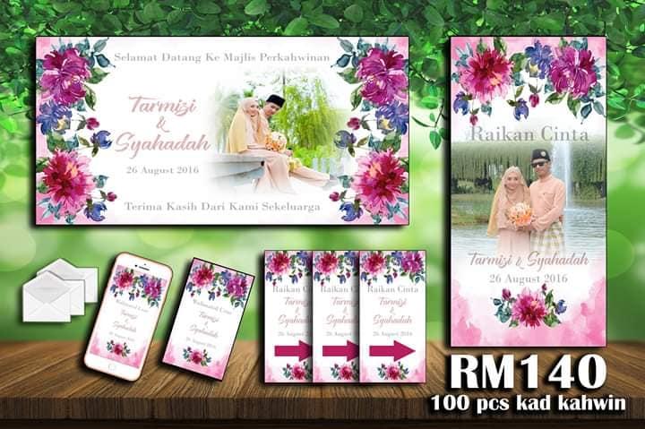 Kad Kahwin Murah Ekspres Selangor
