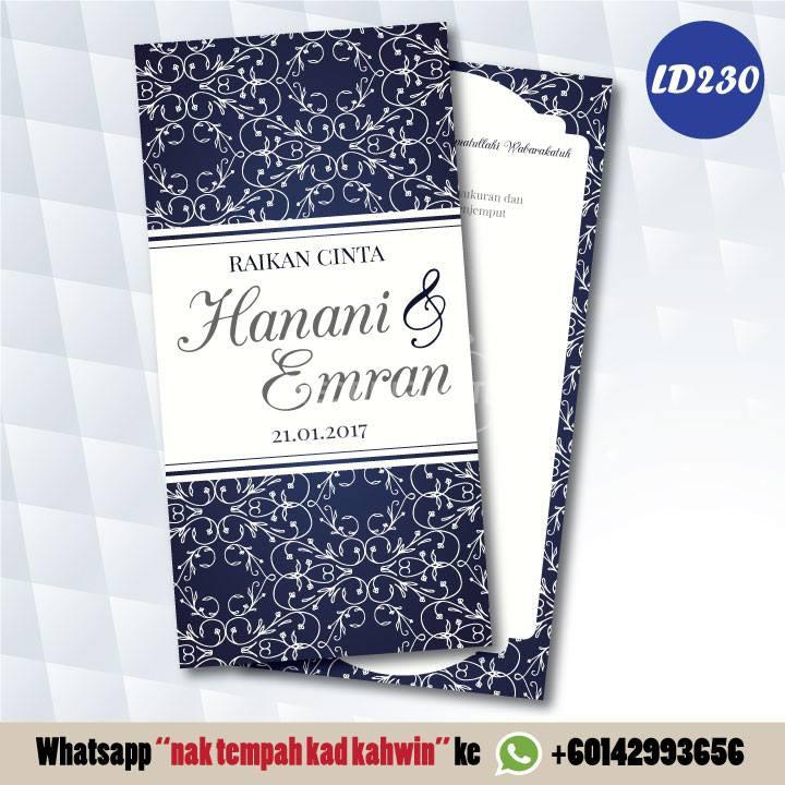 Kad Kahwin by LD
