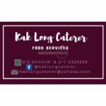 Kak Long Caterer