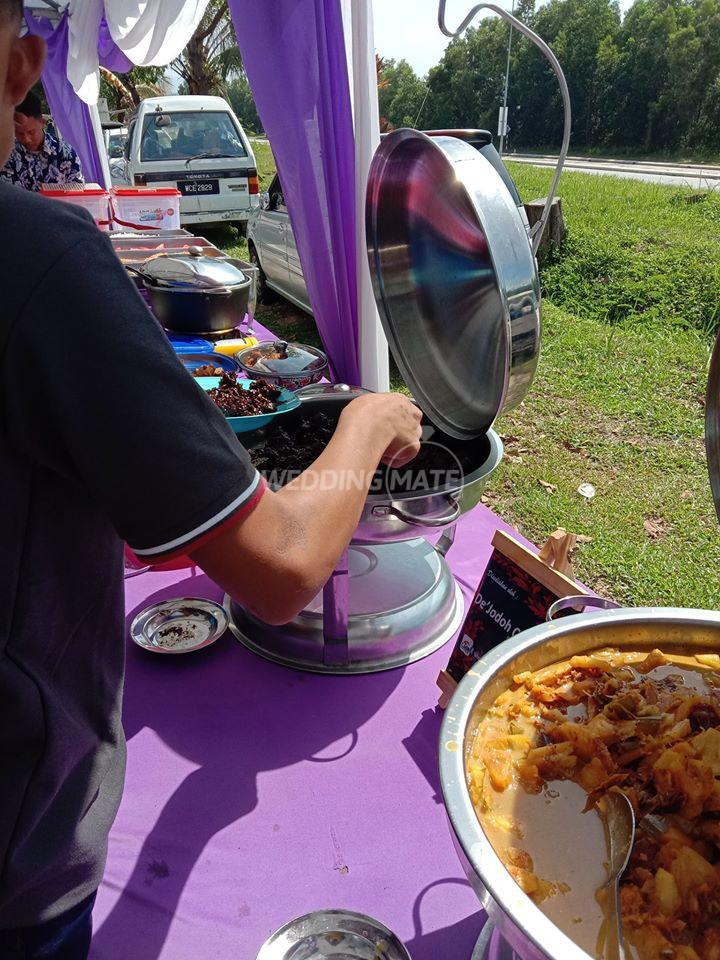 Katering Murah Serendah RM5
