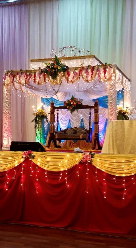 Krishnan lighting & wedding deco
