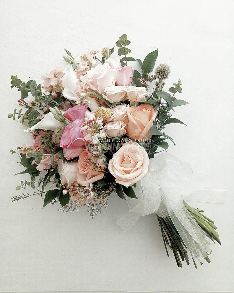 Lervish Flower Couture Penang 樂威斯花苑