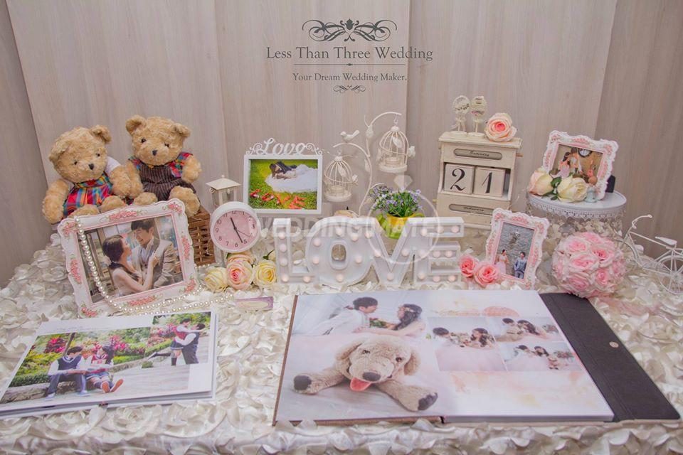Less Than Three Wedding - Ipoh