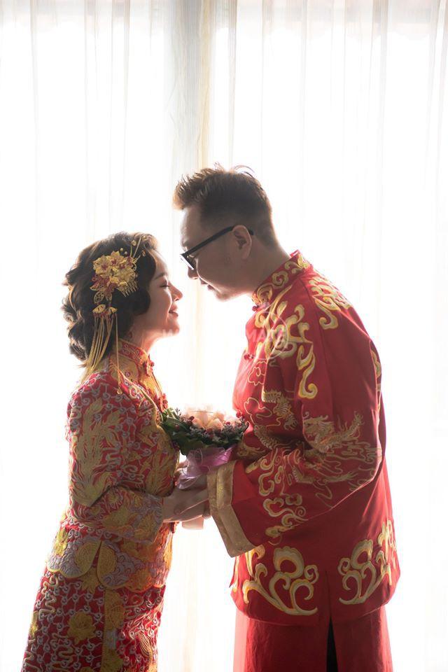 Less Than Three Wedding