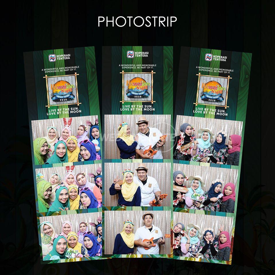 Lukisan Cahaya Photobooth