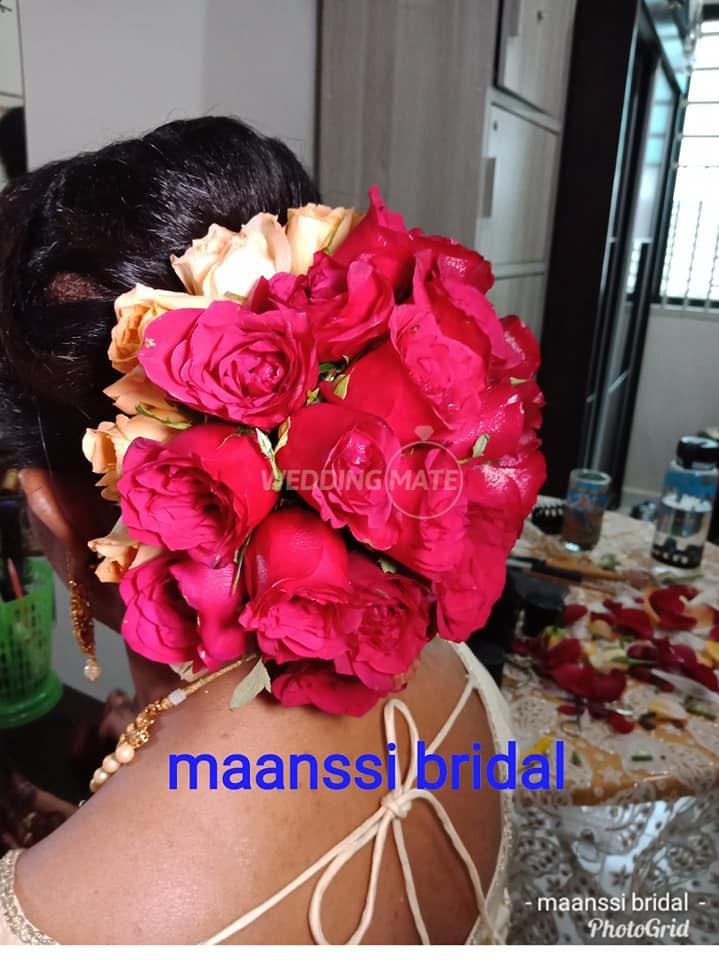 Maanssi Bridal Beauty & Creation