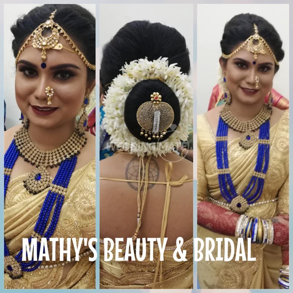 Mathy's Beauty & Bridal Jb Town