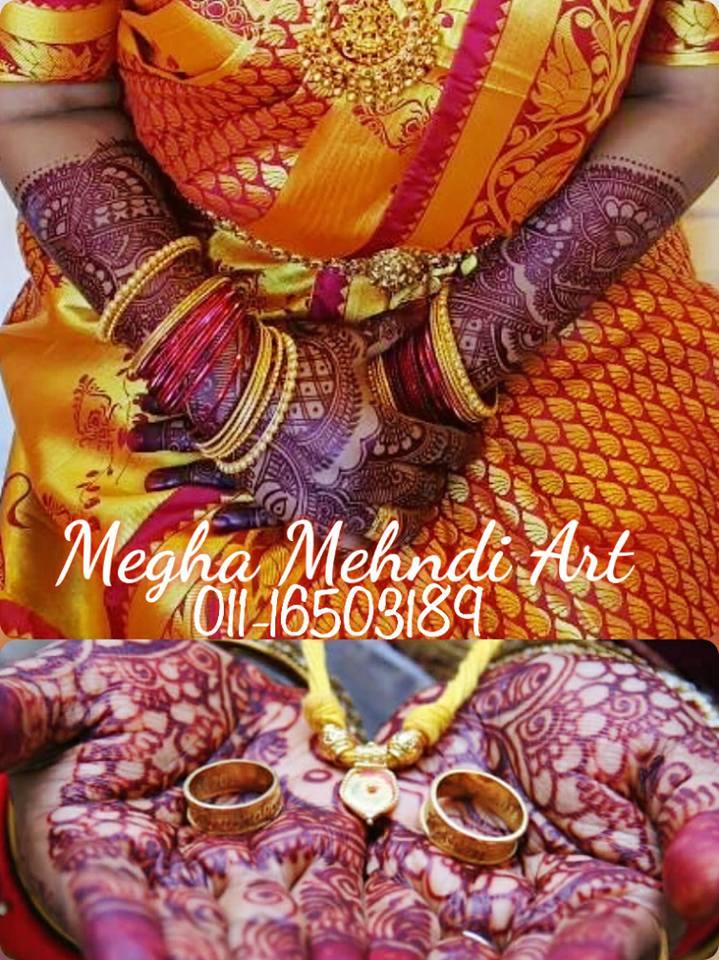 Megha Mehndi Art
