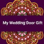 My Wedding Door Gift