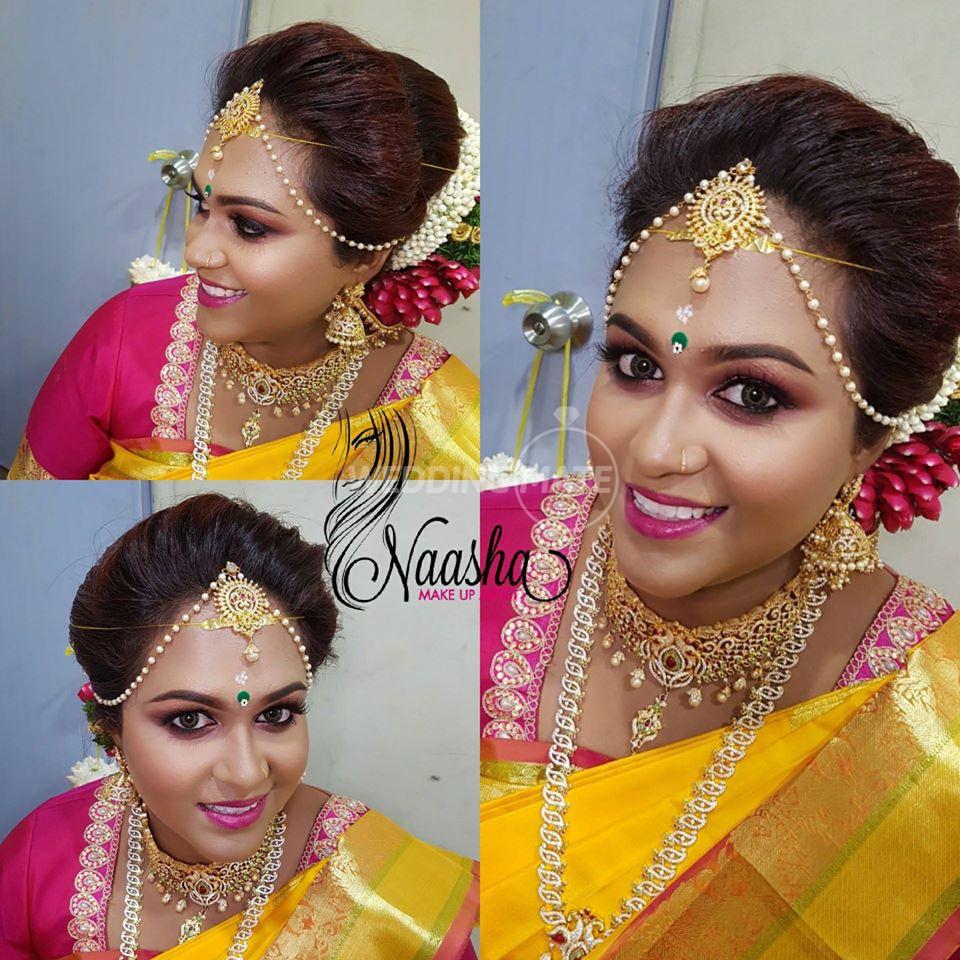 Naasha Make Up Artist