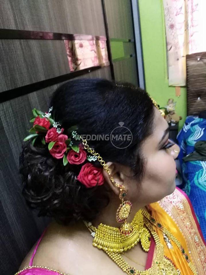 Nagas Bridal Beauty Parlour