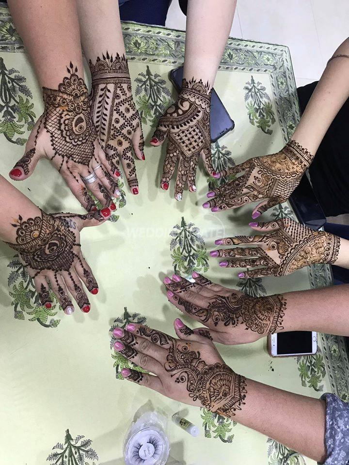 Nakreze Mehndi & Beauty