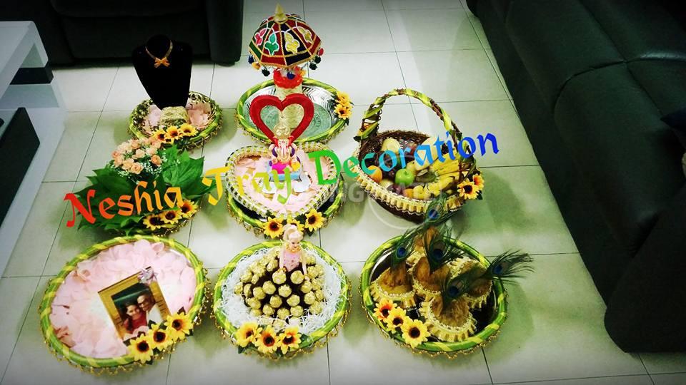 Neshia Tray Decoration