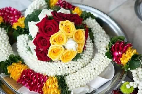 Petals Wedding garlands