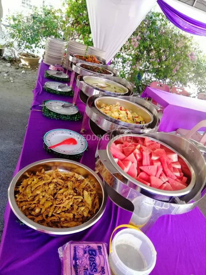 Qiesya Catering Ipoh,Perak