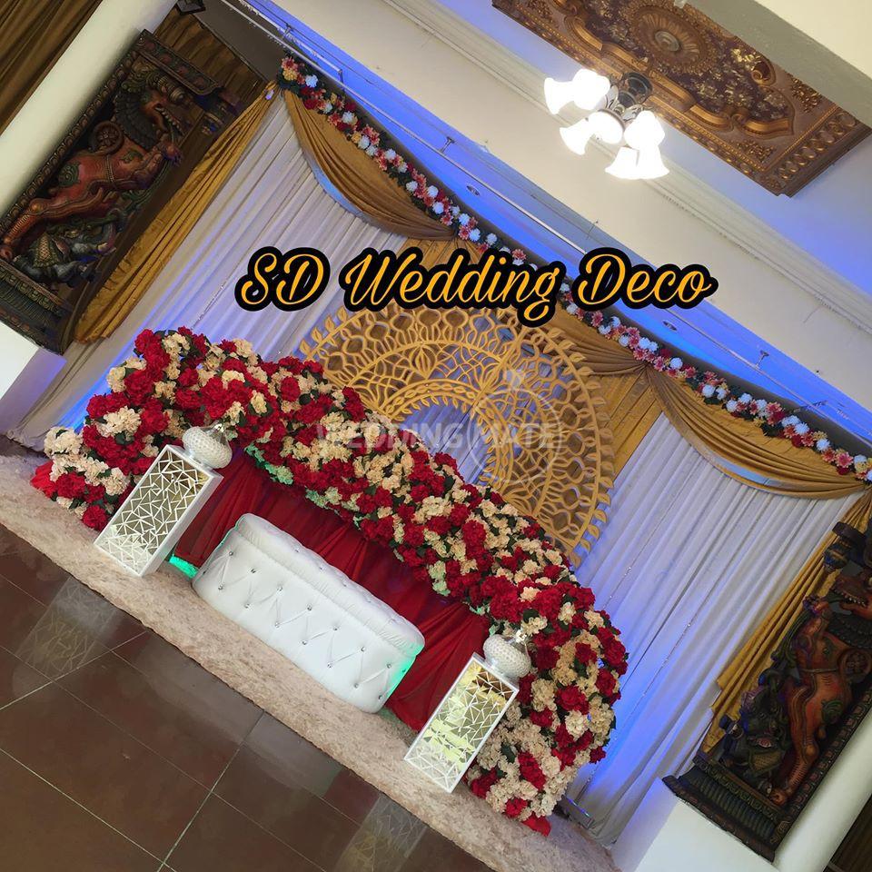 SD Wedding deco