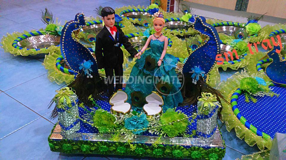 SM Tray Decorations