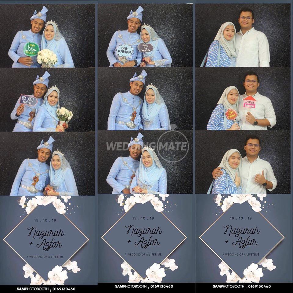 Sam Photobooth Selangor