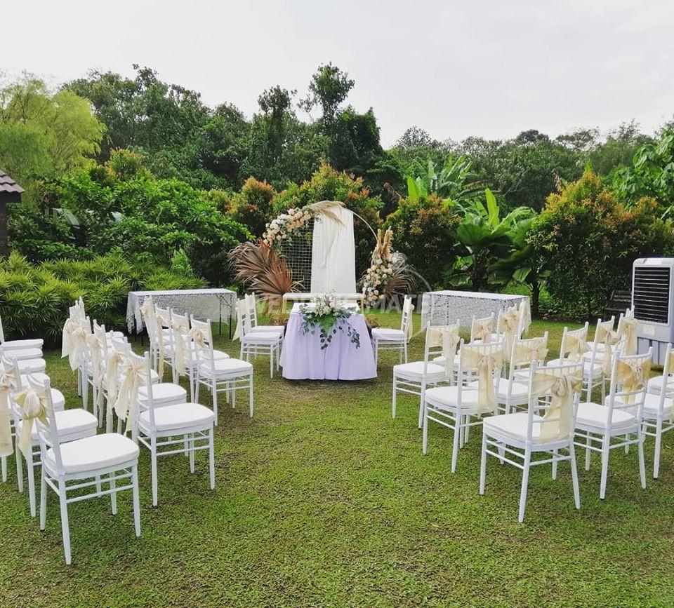 Sangkot The Garden Event Place