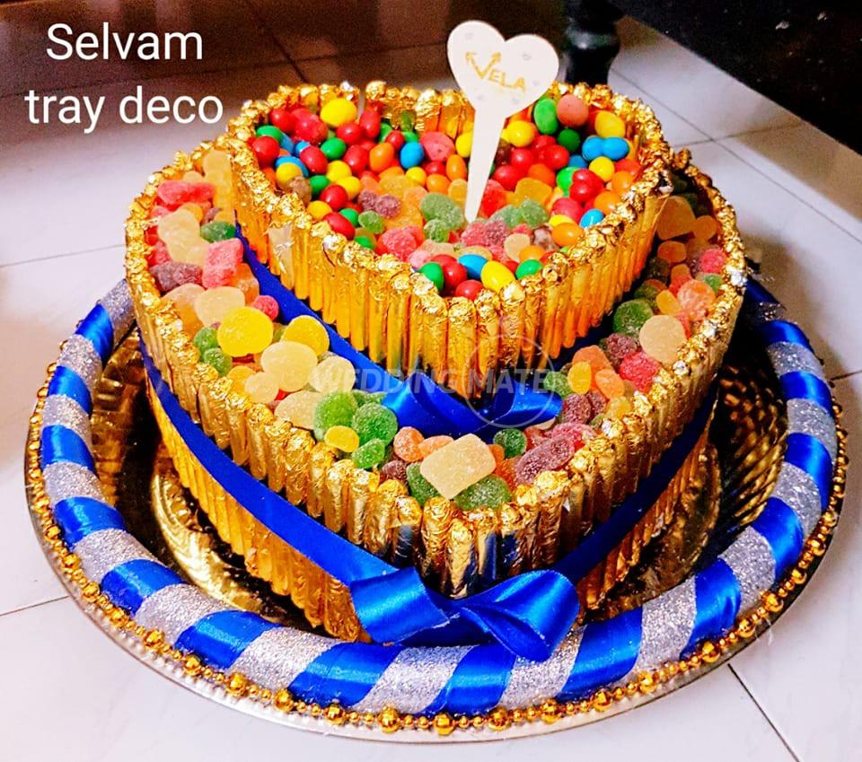 Selvam Tray Decoration Services