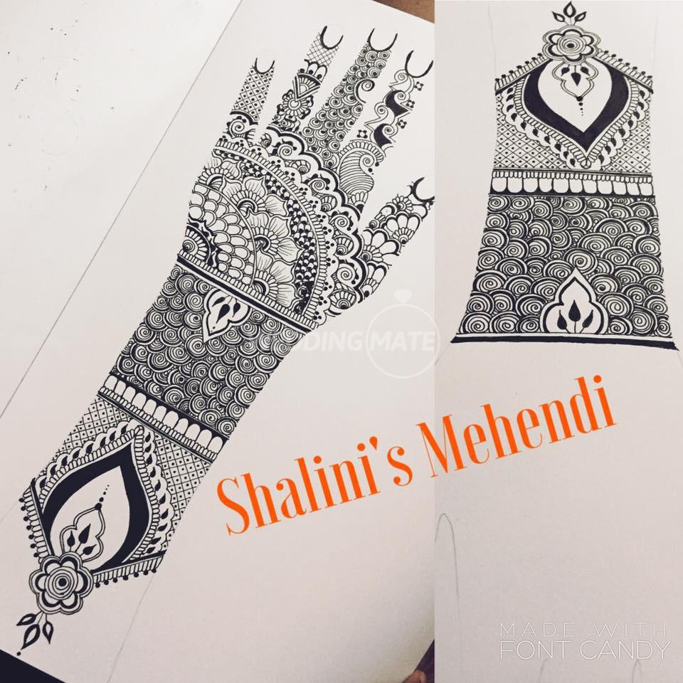 Shalini's Mehendi Art