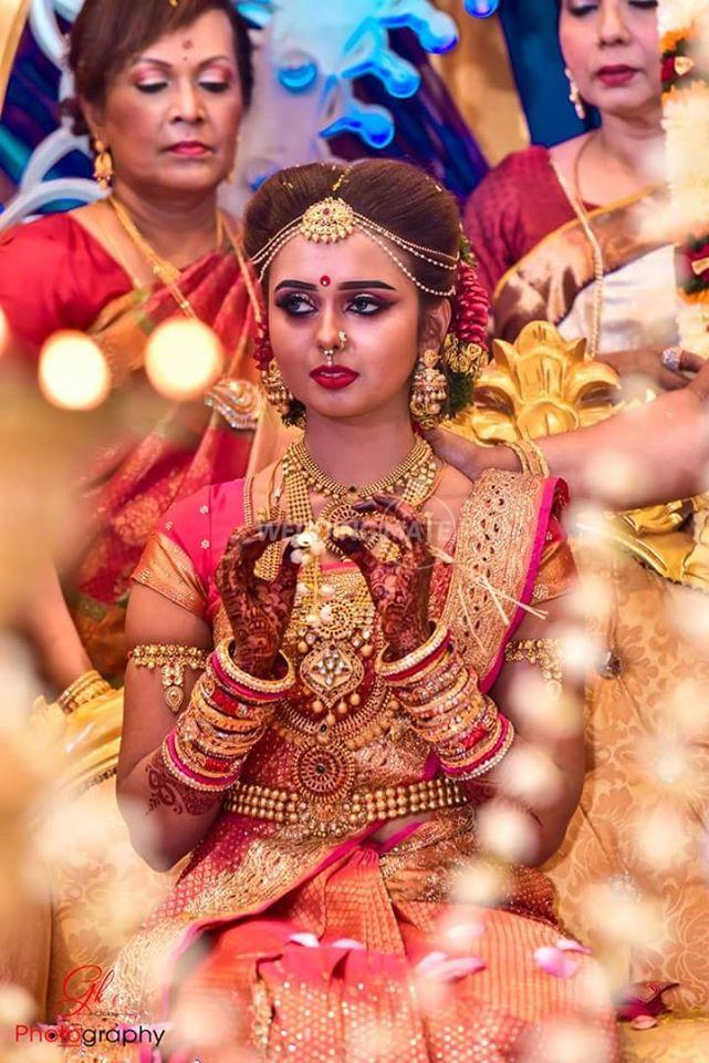 Shamala's Henna Art Creation