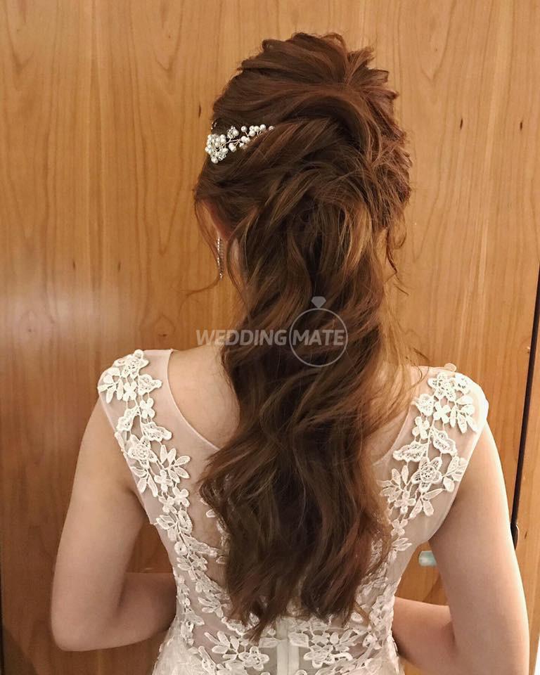 ShermaineYeo Wedding Makeup