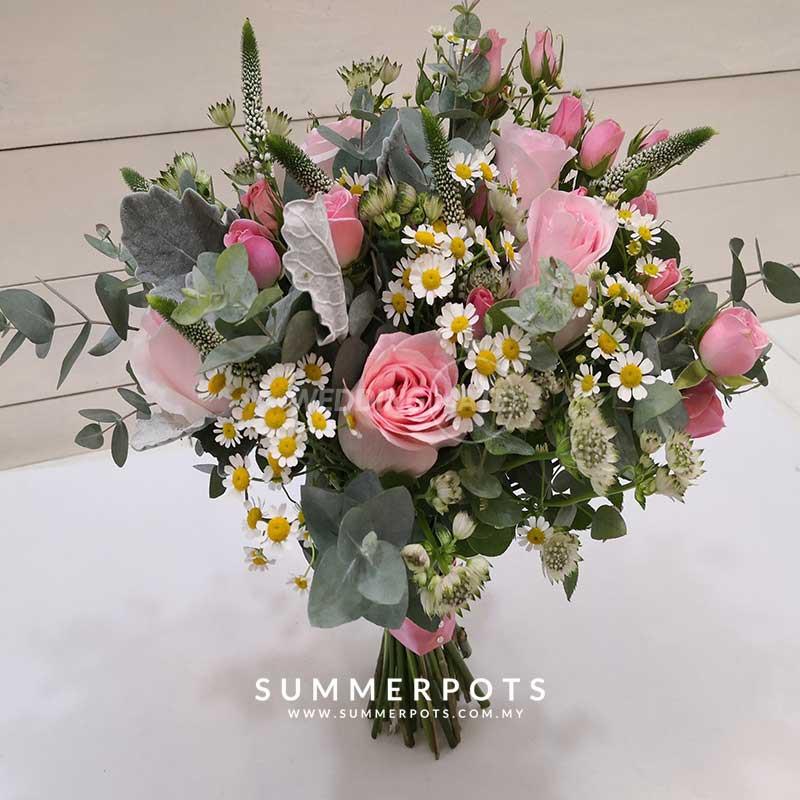 Summer Pots Kedai Bunga Segar
