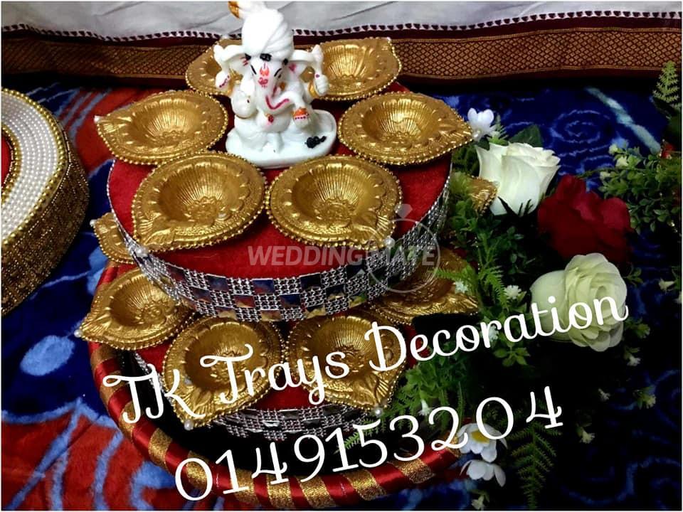 TK Trays Decoration