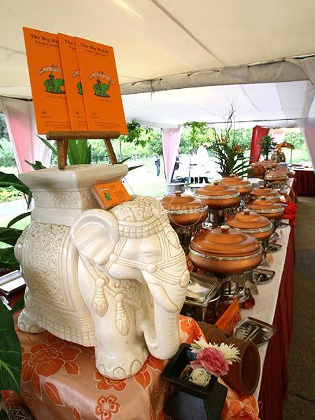 The Big Rajah Food Caterers Sdn Bhd