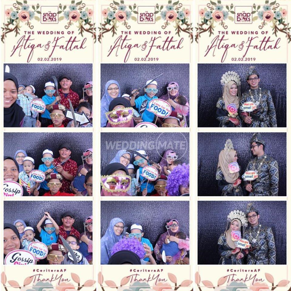 The SnapBoxs Photobooth