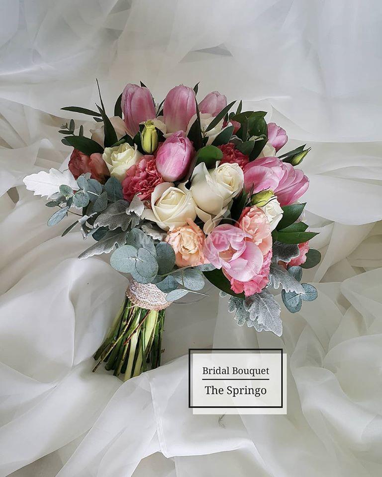 The Springo Florist House