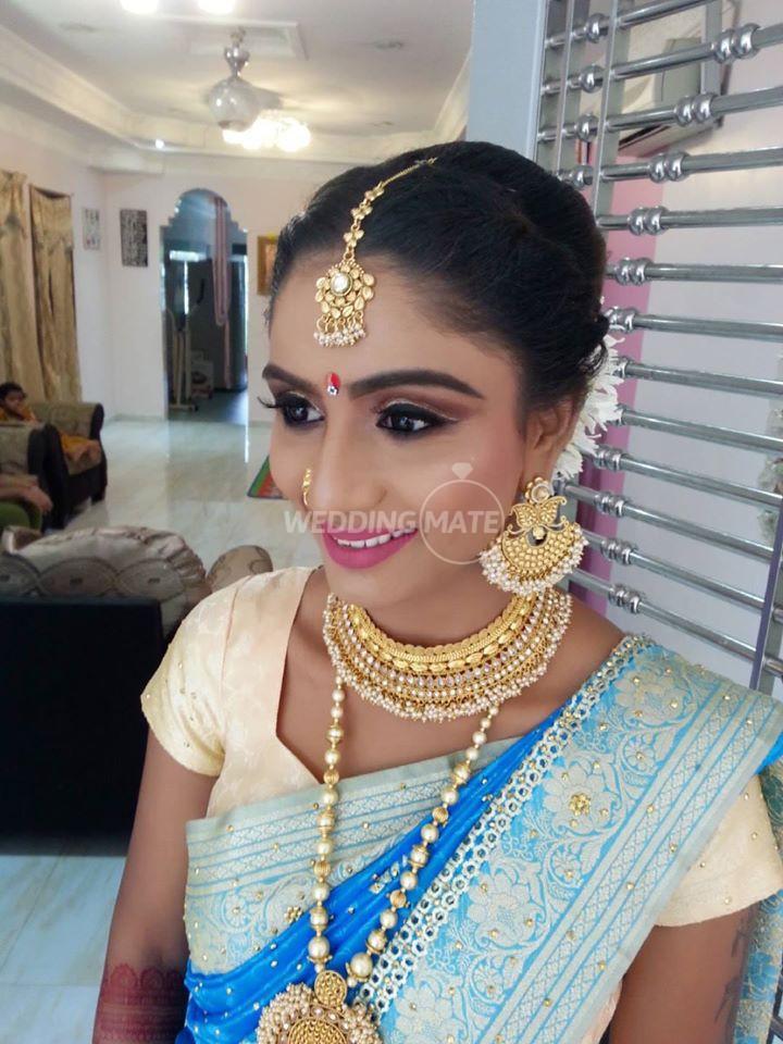 V Nithis Bridal Beauty Saloon