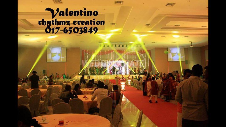 Valentino Rhythmz Creation