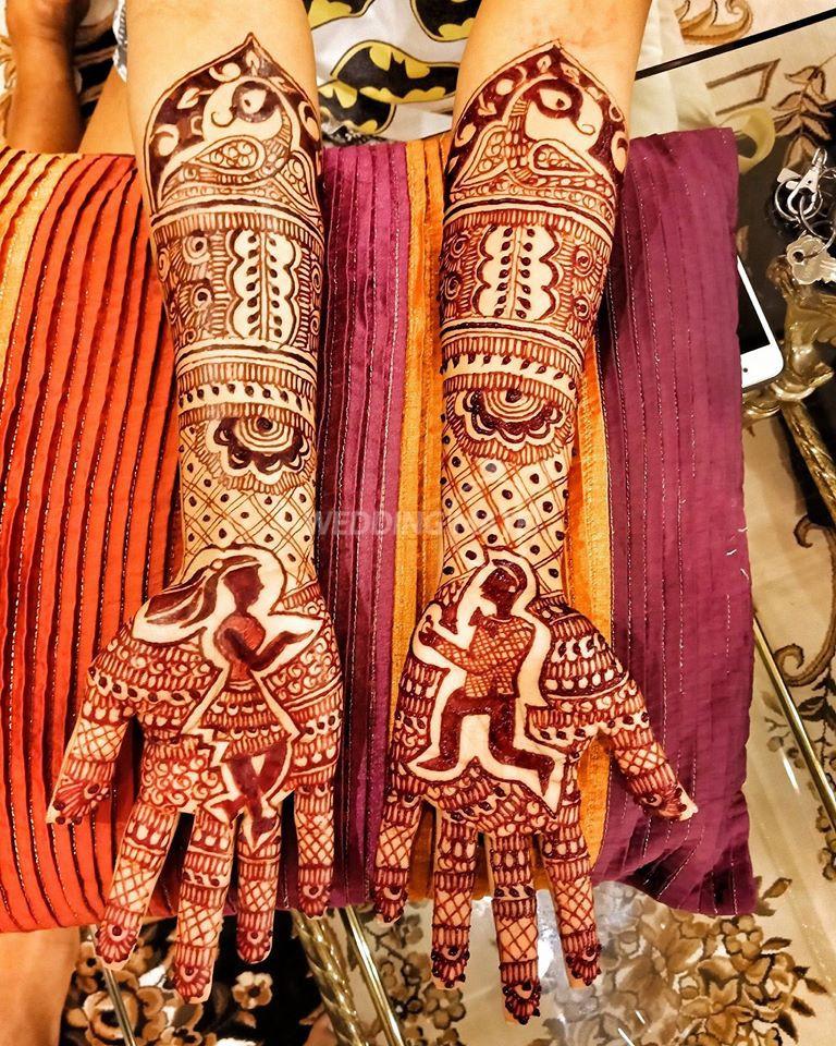 Vasu Henna Diary
