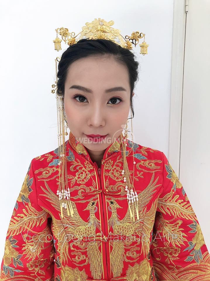 Vicco Leong Make Up Artist&B.Lee photography