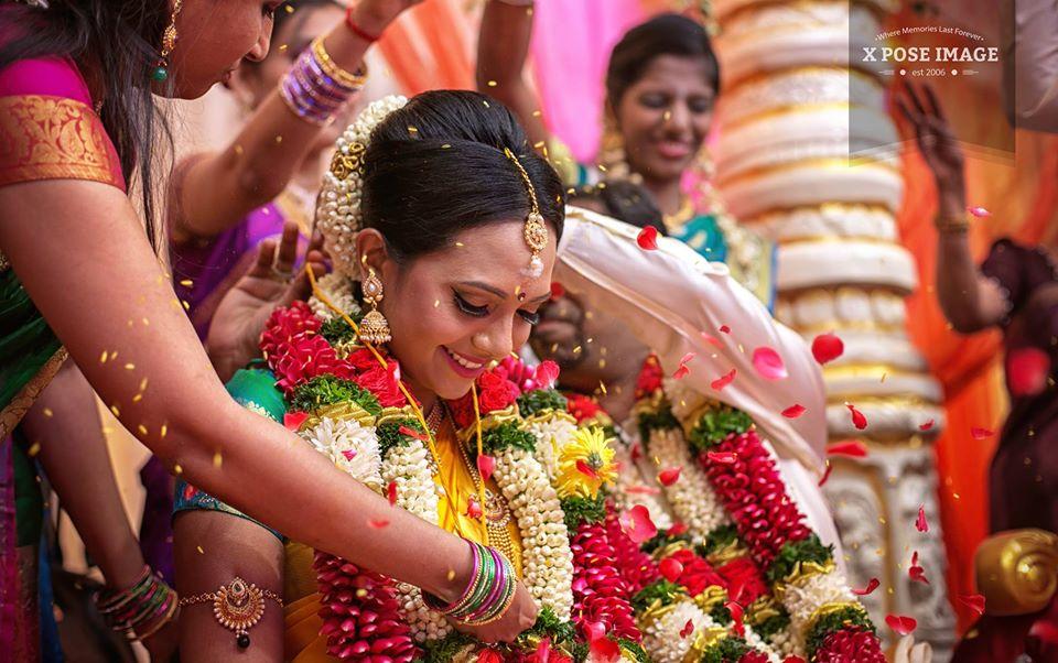 X Pose Image, Indian Wedding Photography