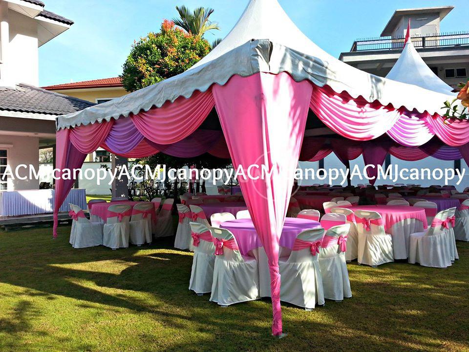 ACMJ Canopy Kemah Arab