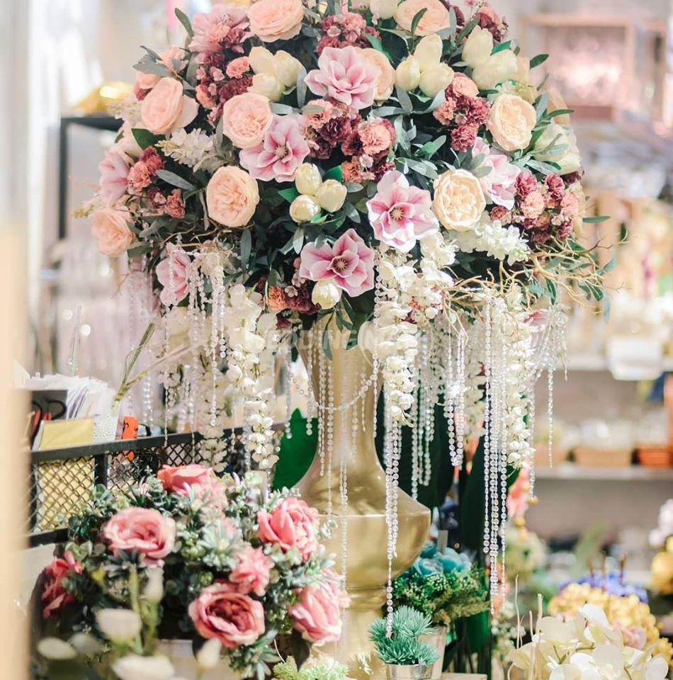 Bunga Sayang 花爱 Florist Terengganu