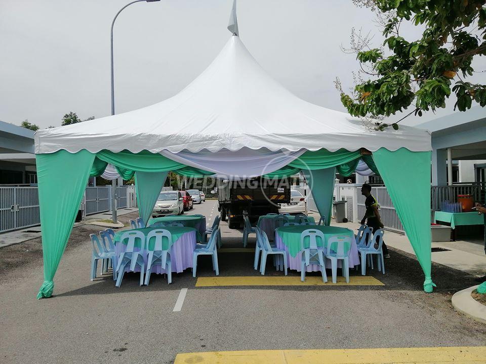 Canopy & Catering murah -yus canopy-