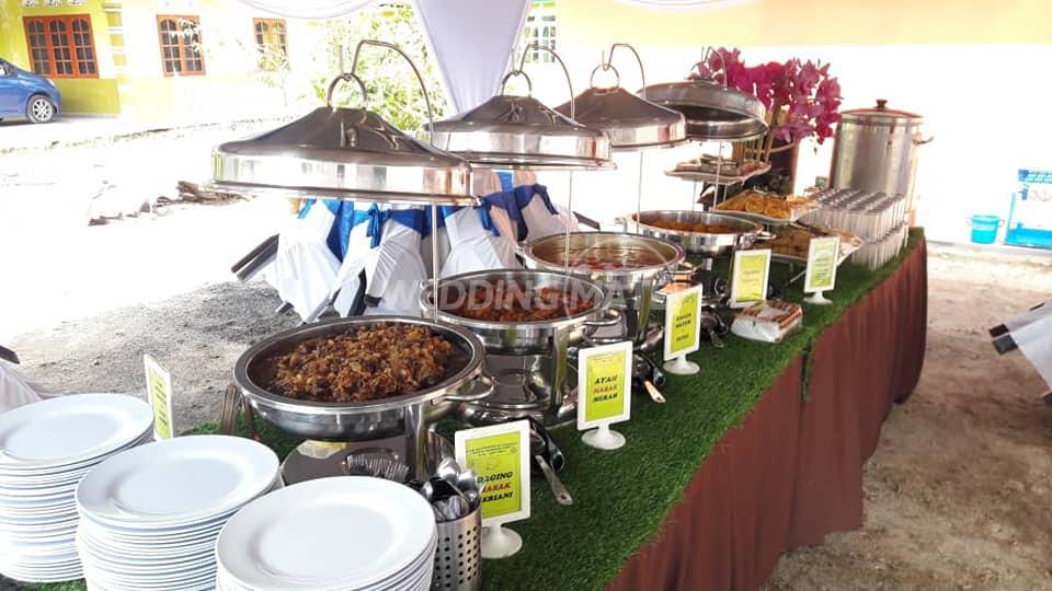 D'HB Catering Canopy Muar (Hj Borhan)