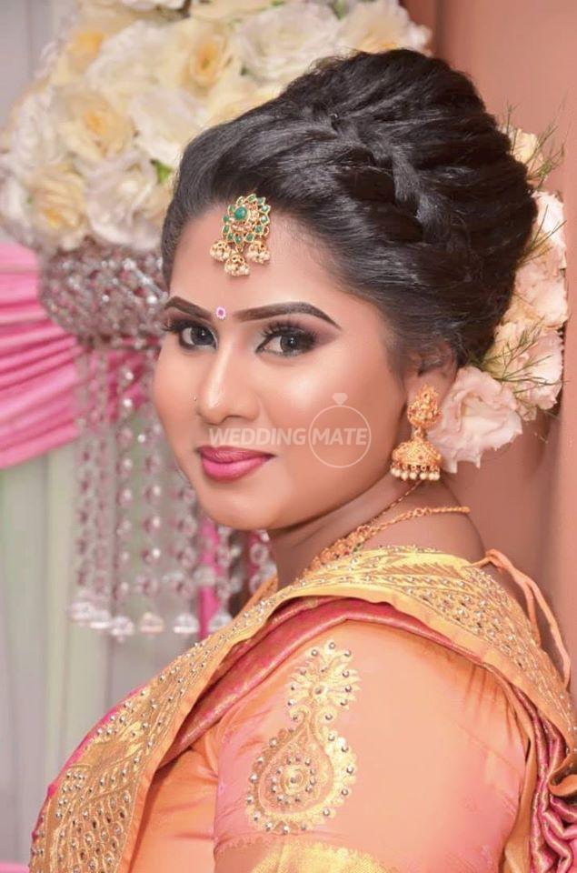 D'Q  Beautyshaa Bridal