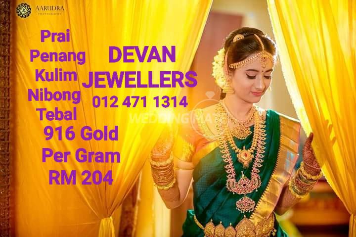 Devan Jewellers Sdn Bhd