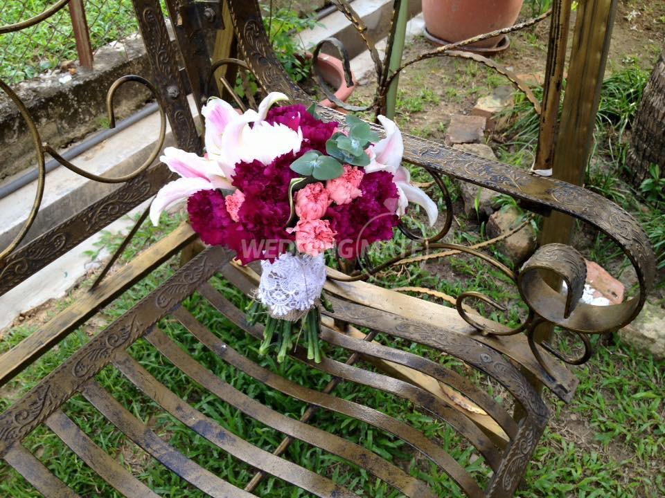 Flowers on Wheels