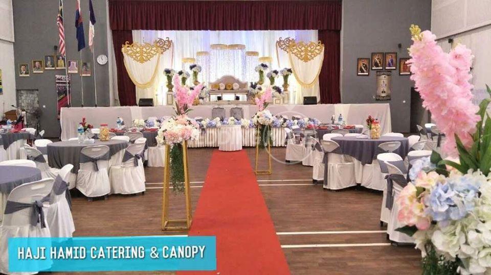 Haji Hamid Catering & Canopy, Muar