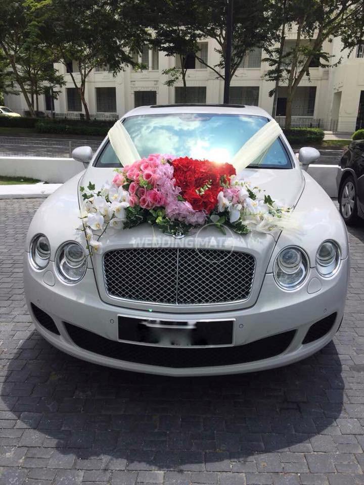 Hyperluxurycar Wedding Car Rental Malaysia
