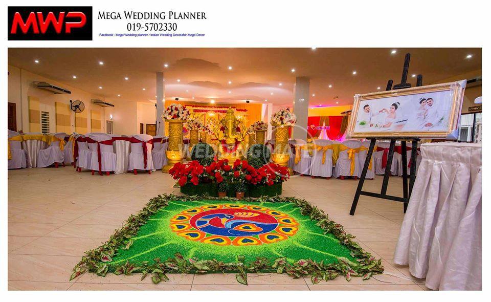 Indian Wedding Decorator-Mega Decor