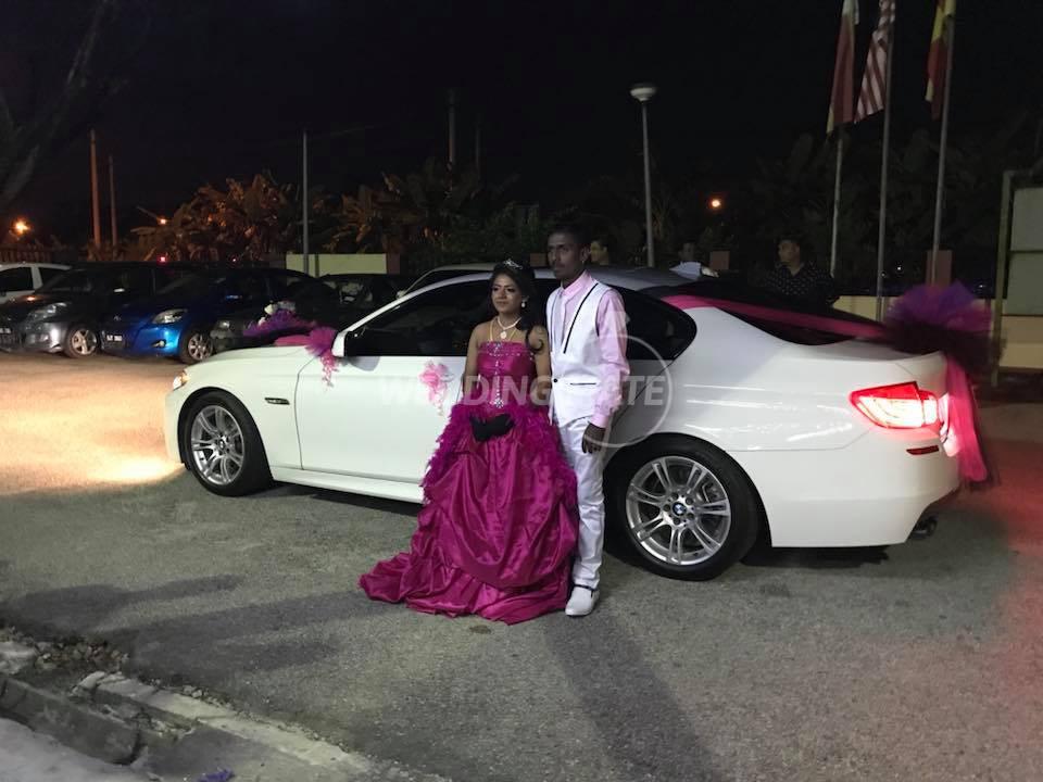 JDJ Wedding Car Rental & Decorations